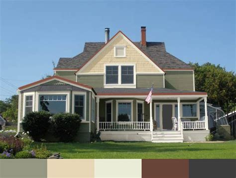 earth tone exterior paint colors quotes