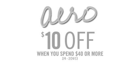 Discount Aeropostale Gift Cards - aeropostale 10 off 40 until feb 24 printable coupon canadian freebies coupons