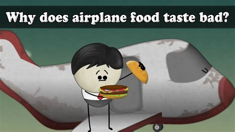 why does airplane food taste bad smart learning for all