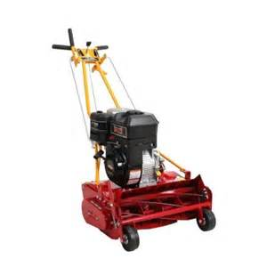 mclane front throw reel mower 20 3 5rp 7 the home depot