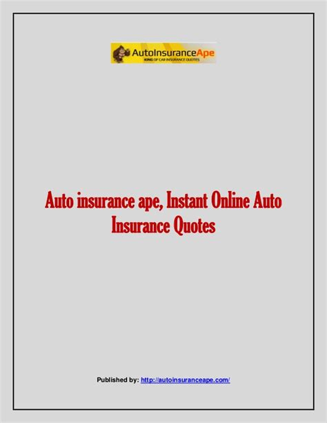 Instant Car Insurance Quote by Instant Auto Insurance Quote Security Guards