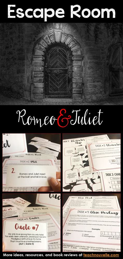 hidden themes in hamlet 93 best make your own escape room images on pinterest