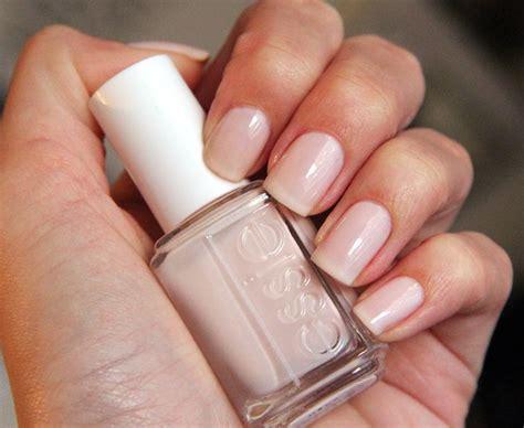 ballet slipper nail 20 most popular essie nail colors