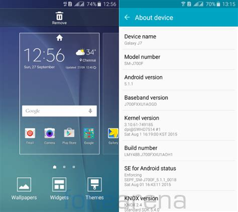 top themes for j7 samsung galaxy j7 review