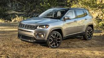 Jeep Compass Pictures 2018 Jeep Compass Unveiled At La Motor Show Here Next