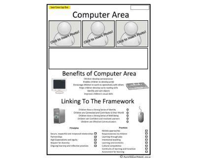 printable eylf templates child portfolios aussie childcare network