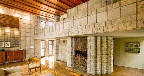 Frank Lloyd Wright The Millard House Offered By Crosby