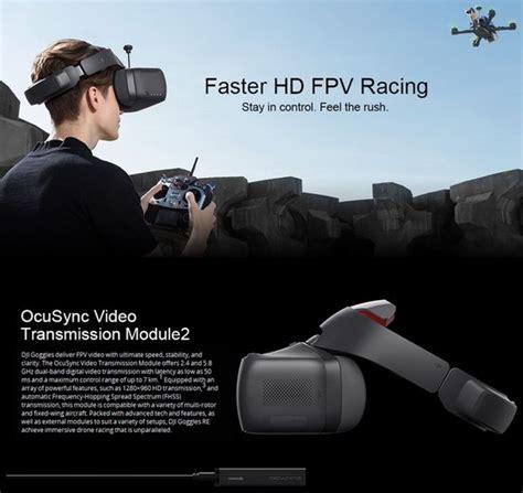 Ort Pagoda 2 Series Sma 1 coupon for dji vr goggles racing edition tomtop china gadgets reviews