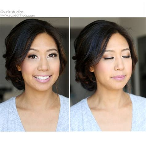graduation hairstyles philippines filipino hair makeup updo for wedding natural eyes lashes