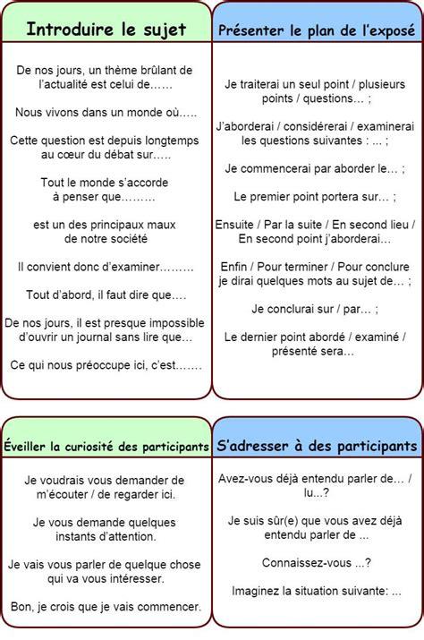 production layout en francais 67 best fle expression orale images on pinterest fle