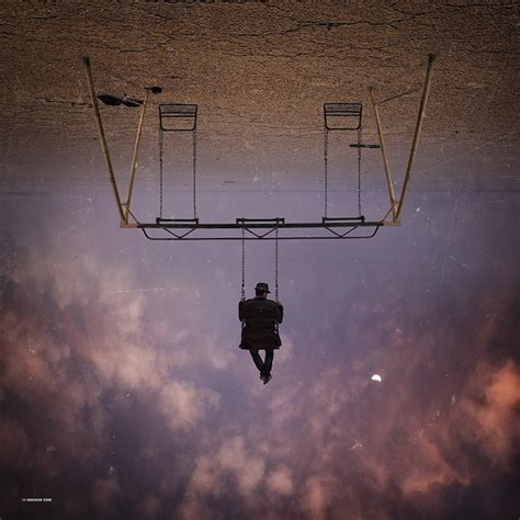 upside down swing surreal photography6 fubiz media