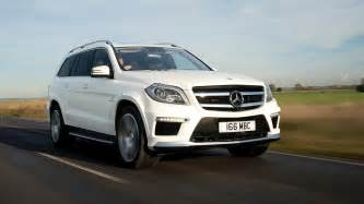 Gl Mercedes Mercedes Gl Class Review Top Gear