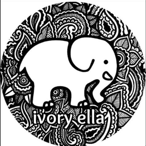 ella elephant coloring pages vineyard vines iso ivory ella tshirt from tori s closet