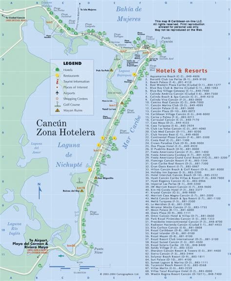 map of cancun mexico mexico map cancun my