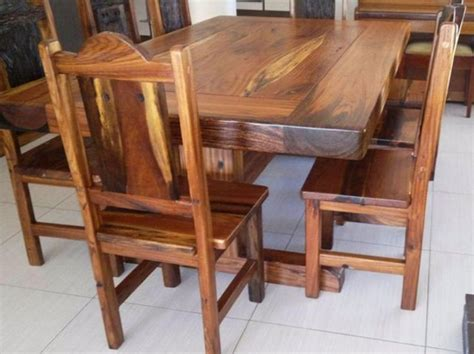 new railway sleeper dining room tables factory price