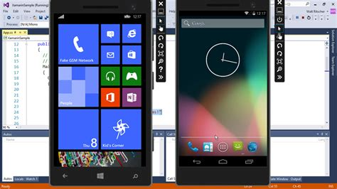 windows 10 mobile development tutorial developing cross platform mobile apps in visual studio