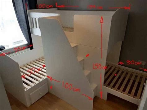 2nd bunk beds 25 best ideas about bunk beds on