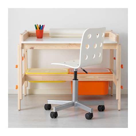 Ikea Tisch Flisat by Flisat Kinderschreibtisch Verstellbar