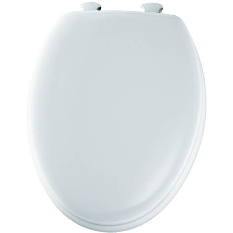 easy clean toilet seat lowes mayfair easy clean and change white wood elongated toilet