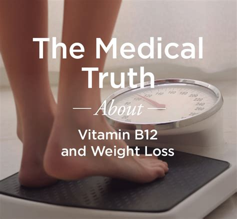 b weight loss diet vitamin b12 weight loss fact or fiction