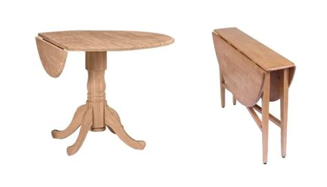 Kitchen Table Drop Leaf by How To Choose A Dining Table The Feng Shui Foodie
