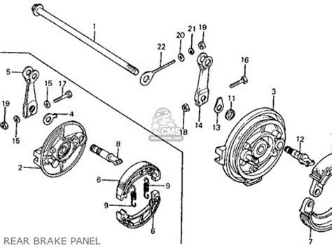 honda monkey z50j wiring diagram wiring diagram