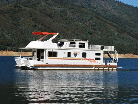 boat house for rent shasta lake houseboats rentals