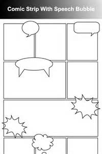 Comic Template by Comic Template Free Word Pdf Format