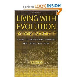 dying living books literary sojourn book review living with evolution or