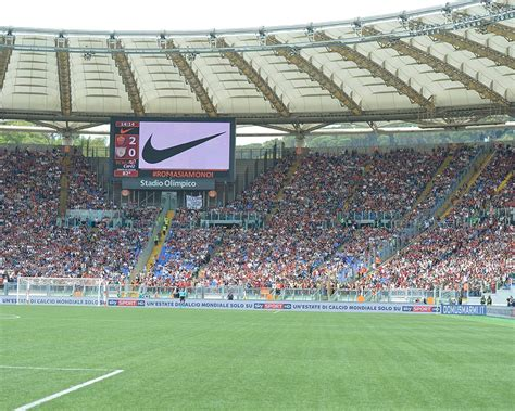 ingressi stadio olimpico roma stadio olimpico serie a tim fanplace