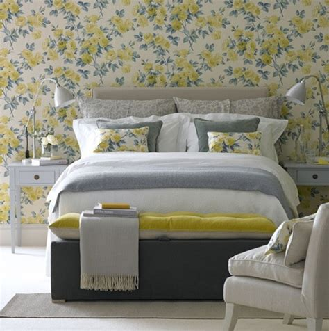 cool floral bedroom decorating ideas