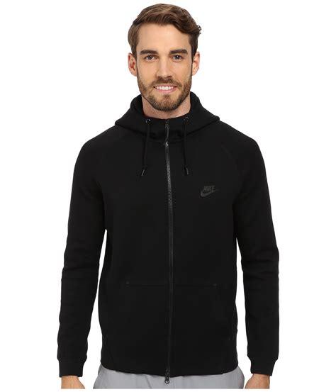 Vest Nike Michael Jaket Hoodie Zipper Sweater Ym01 2 nike tech fleece aw77 1 0 zip hoodie in black for black black black black lyst