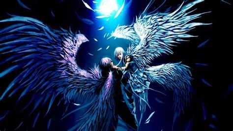 wallpaper logo anime hd angel anime wallpapers hd ololoshenka pinterest