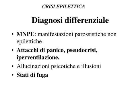 crisi vaso vagale ppt epilessia powerpoint presentation id 224781