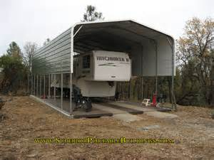 Carports For Rvs rv carports carports for recreational vehicles