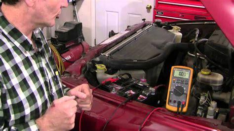 diagnose replace  bad starter motor youtube