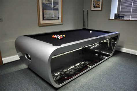 cool pool tables 10 cool pool tables for your rec room the northern