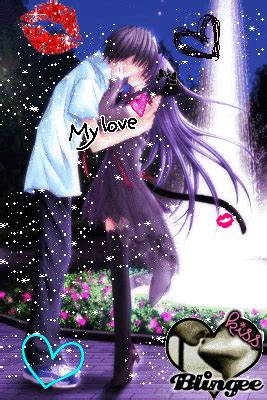 imagenes anime gratis anime enamorados picture 96470329 blingee com