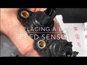 how to replace speed sensor on 2005 kia rio 1.6l automatic