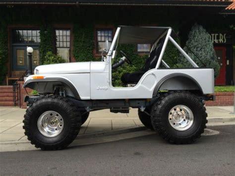 1982 Jeep Cj5 Purchase New 1982 Jeep Cj5 Custom Show Quality Resoration