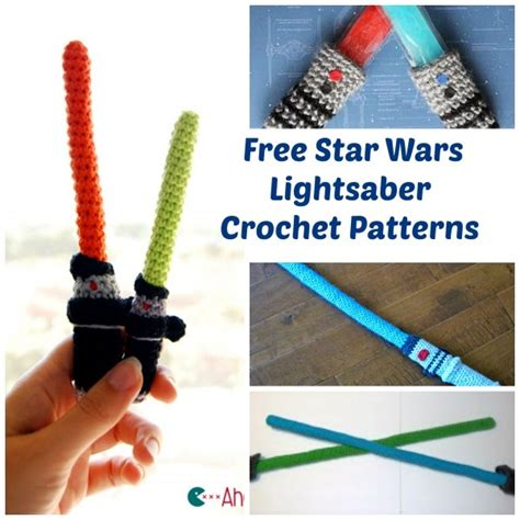 amigurumi lightsaber pattern light saber list crochet