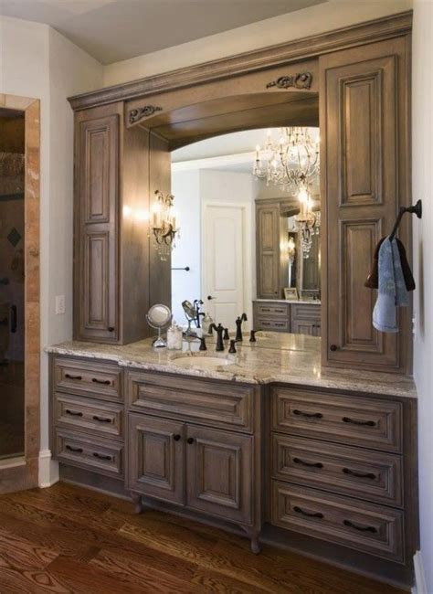 ideas for bathroom vanities and cabinets 17 best images about bathroom ideas on pinterest black