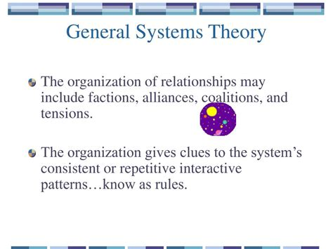 general pattern theory ppt roe s personality development theory powerpoint