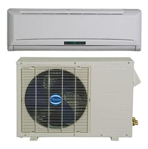 comfort aire split system comfort aire friedrich ductless split system cooling with