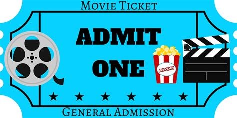 printable movie night tickets free printables printable movie night invite