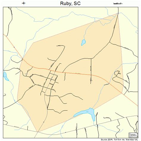 ruby map ruby south carolina map 4562080