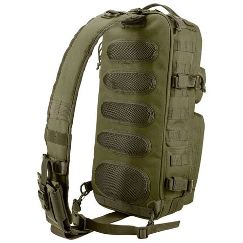 tactical sling backpacks loaded gear gx 300 tactical sling backpack od green