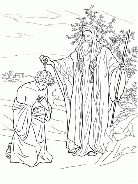 coloring page of king saul king saul coloring page coloring home