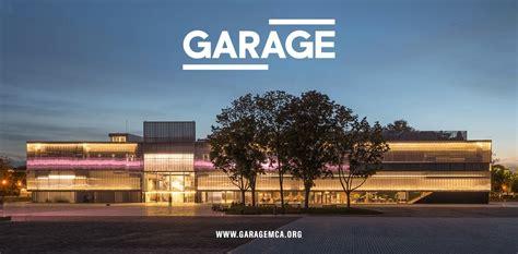 garage museum  contemporary art