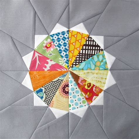 Sun Quilt Block by Sun Patterns And Block Patterns On